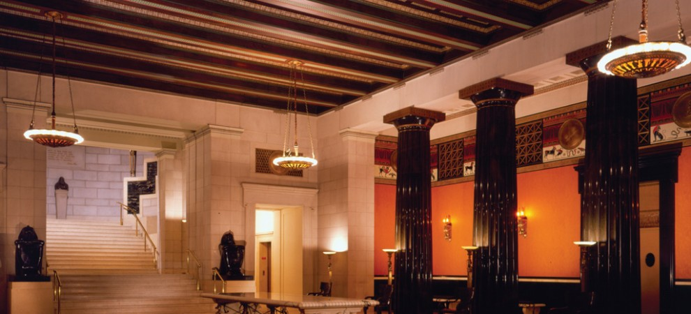 House of the Temple Interior